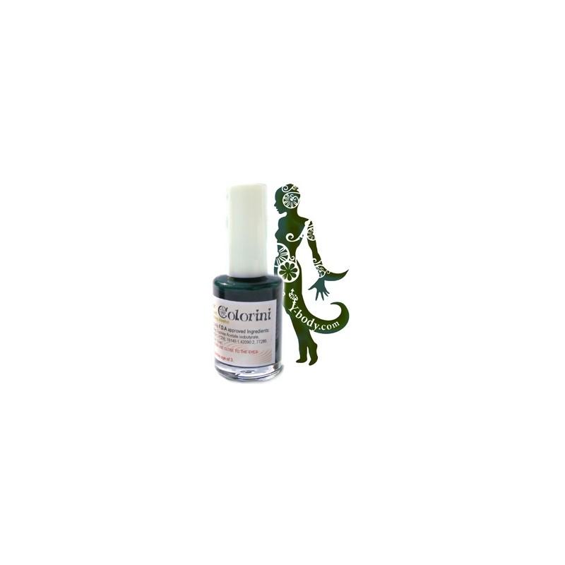 Colorini dunkel Grün aqua