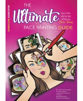 The Ultimate - Face painting Guide - Elodie Ternois