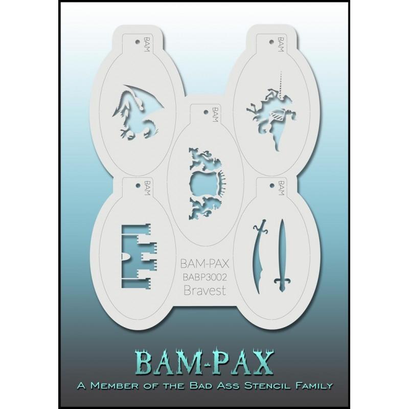 Bam Pax 3002 Bravest