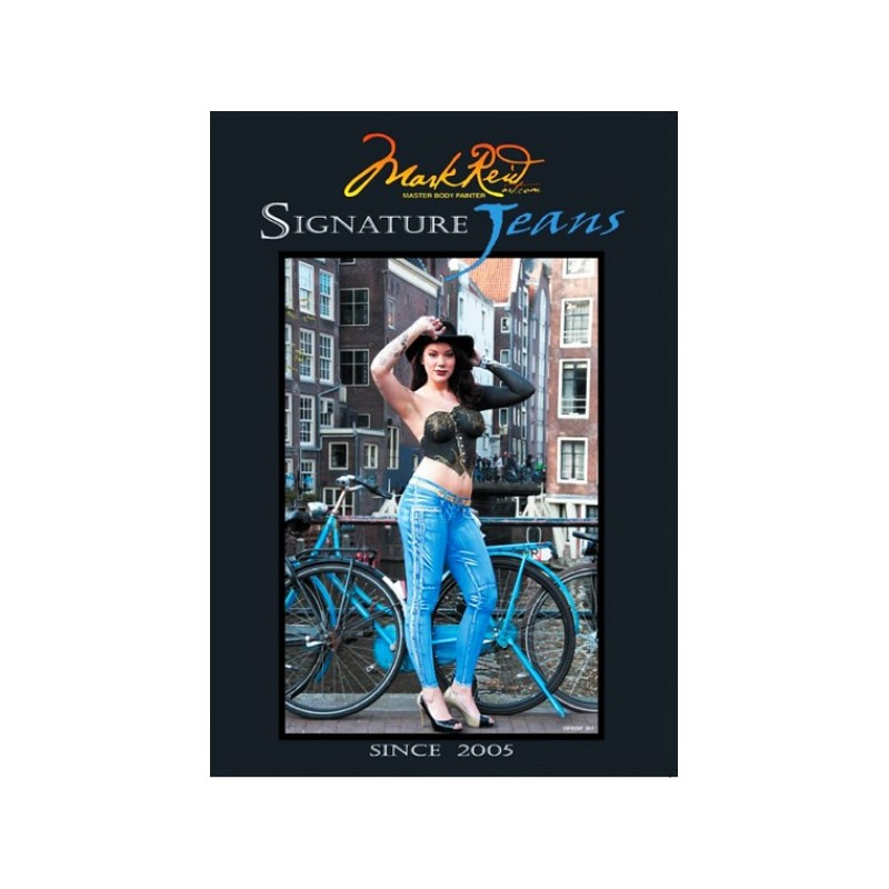 Signature Jeans book by Mark Reid