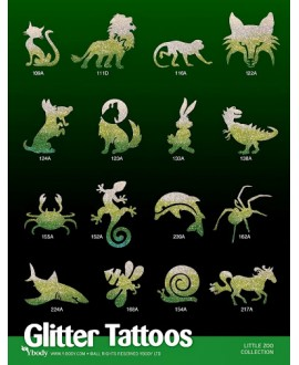 Set A4 Petit zoo + poster