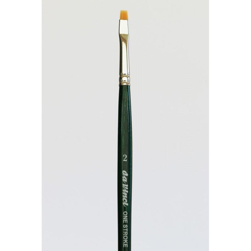 Pinsel Da Vinci Serie 1374 One stroke Nr. 2