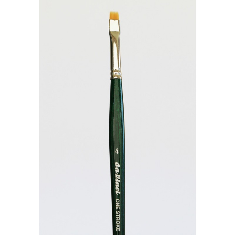 Pinsel Da Vinci Serie 1374 One stroke Nr. 4