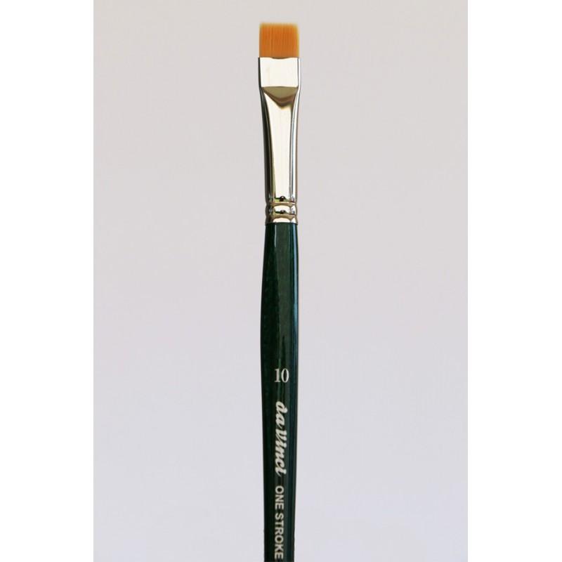 Pinsel Da Vinci Serie 1374 One stroke Nr. 10