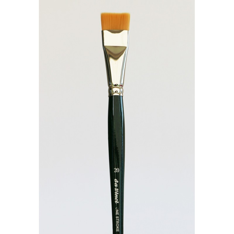 Pinsel Da Vinci Serie 1374 One stroke Nr. 20