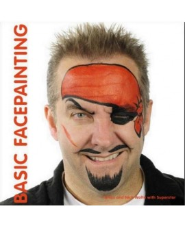 Buch Basic face painting (Englisch)