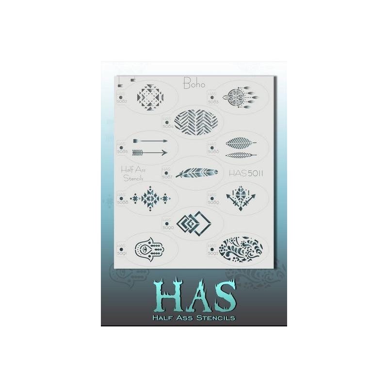 Half Ass 5011 boho