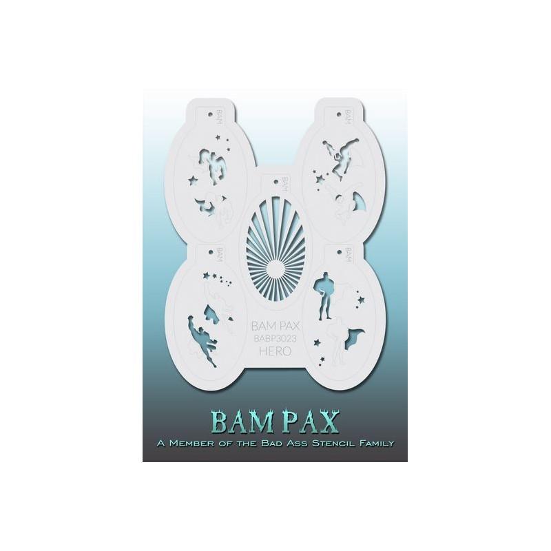 Bam Pax 3023 Hero