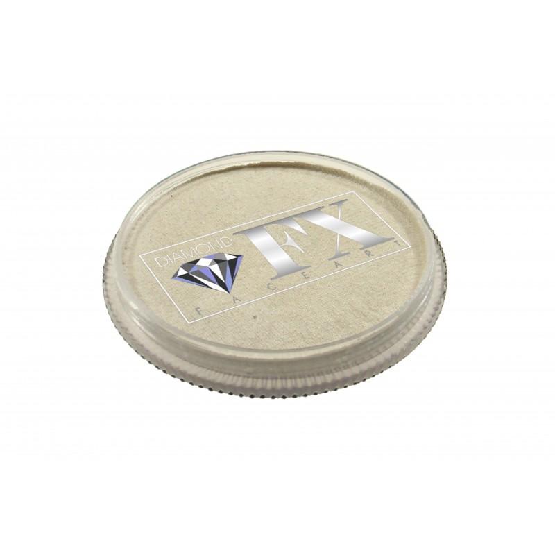 DFX blanc métallique 30gr