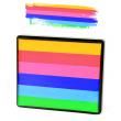 Rainbow Tropical Paradise