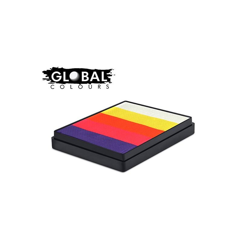 Global Caribbean Rainbow Cake 50g