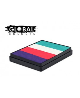 Global Holland Rainbow Cake 50g