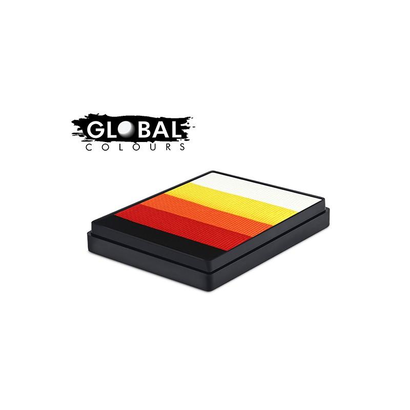 Global Mojave Rainbow Cake 50g