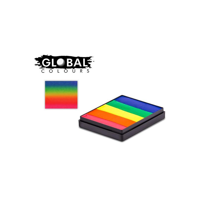 Global Neon Rainbow Cake 50g