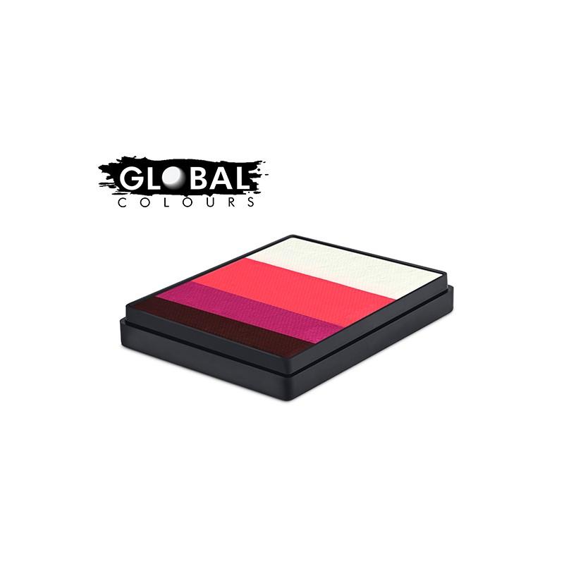 Global Norway Rainbow Cake 50g