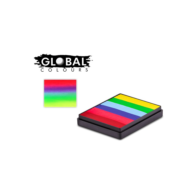 Global Positano Rainbow Cake 50g