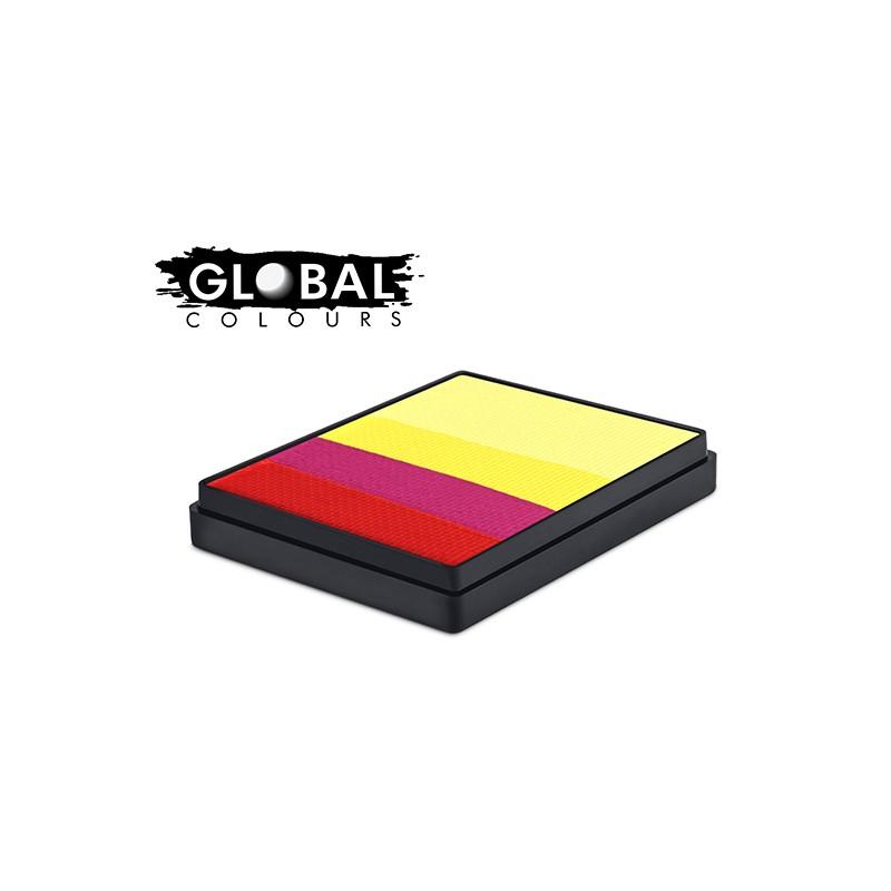 Global Spain Rainbow Cake 50g