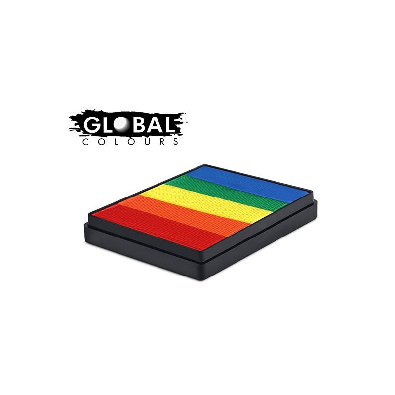 Global Tibet Rainbow Cake 50g