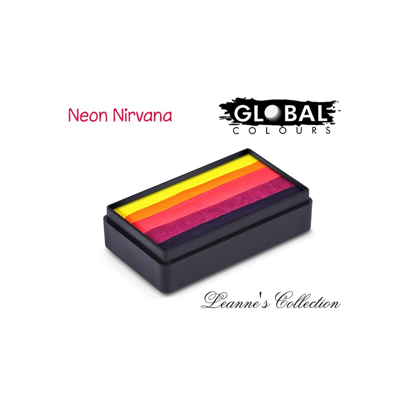 Global Leanne\'s Neon Nirvana Strokes 30g