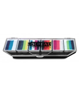 Global Palette Rainbow Burst