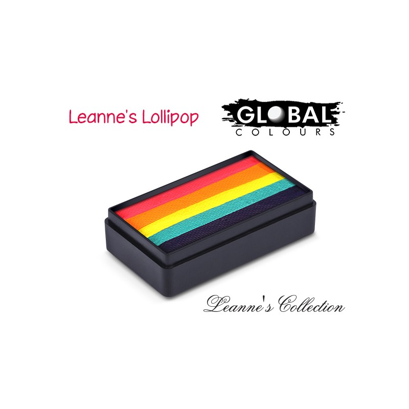 Global Leanne\'s Lollipop Fun Strokes 30g