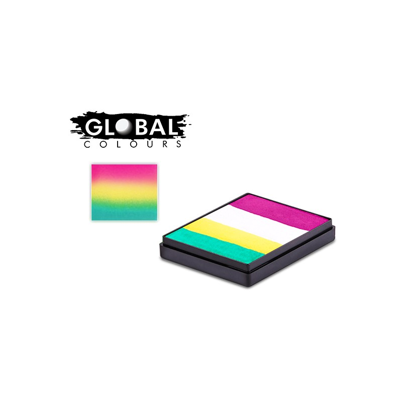 Global San Francisco Rainbow Cake 50g