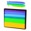 Rainbow Mystique