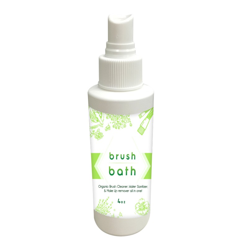 Brush Bath Spray