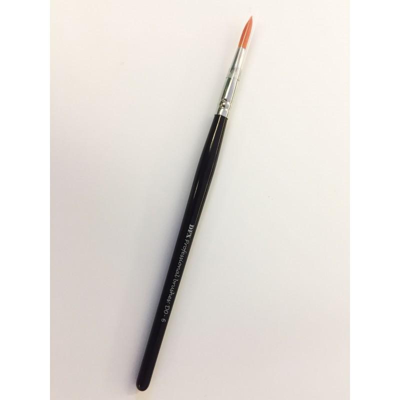 Pinceau rond no. 6 - DFX - D0-6