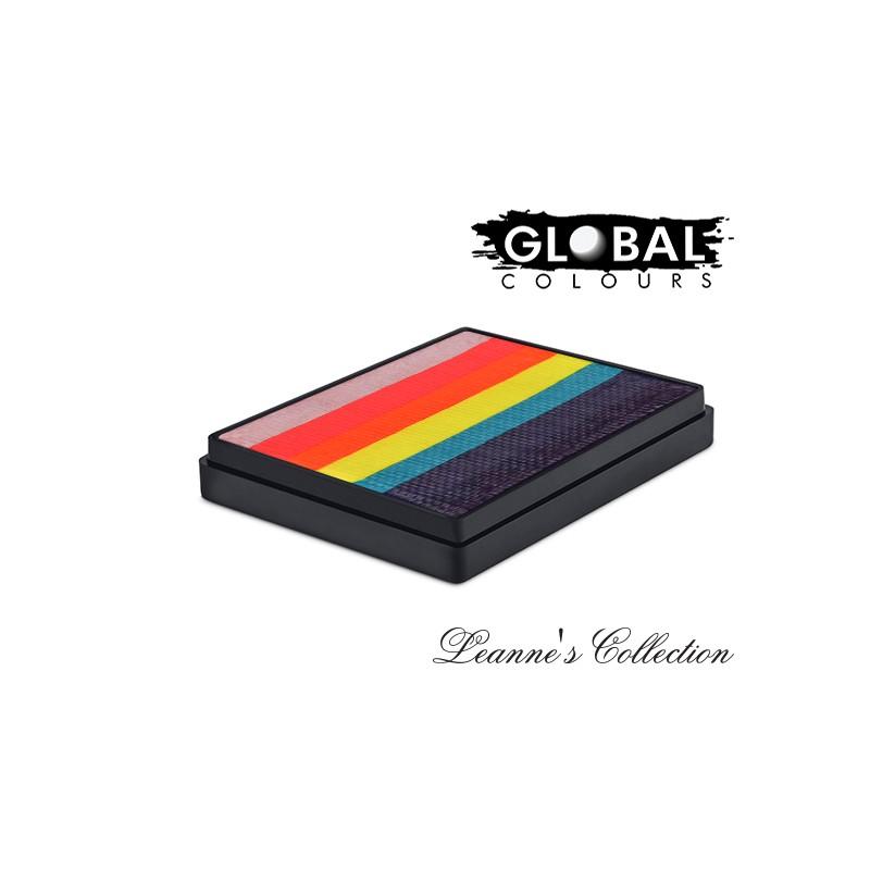 Global Alaska Rainbow Cake 50g