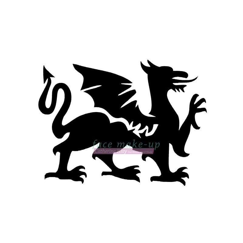 14200 Dragon médiéval