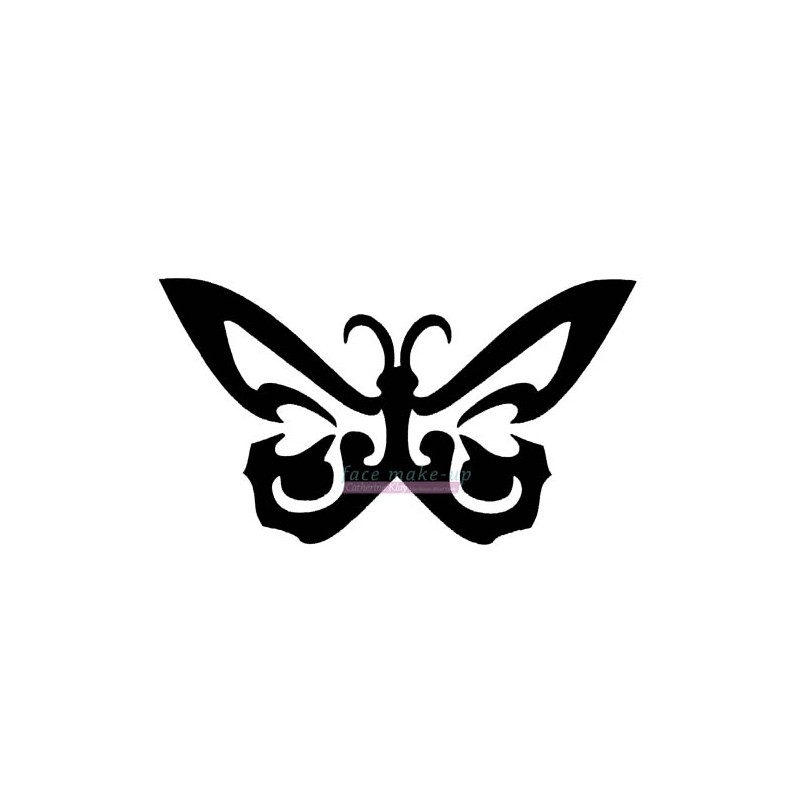 17600 Papillon délicat