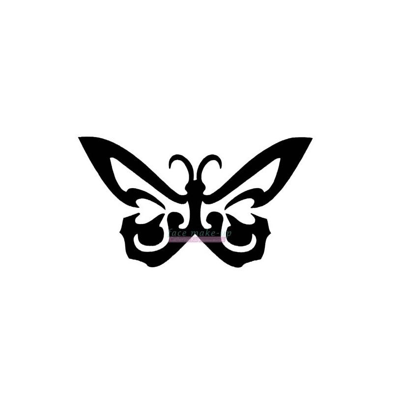 17600 Schmetterling fein