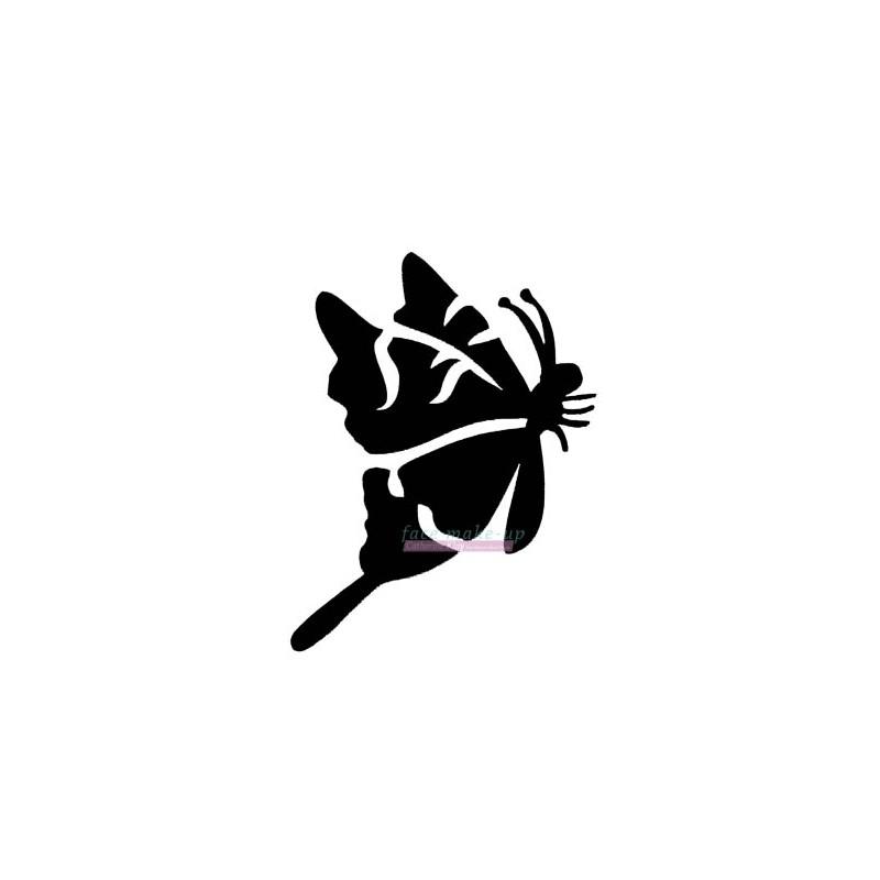 18100 Schmetterling seitlich