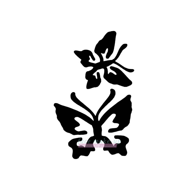 18400 2 Papillons