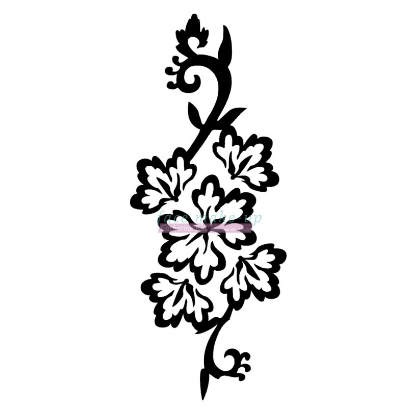 6200 EX Fleurs henné