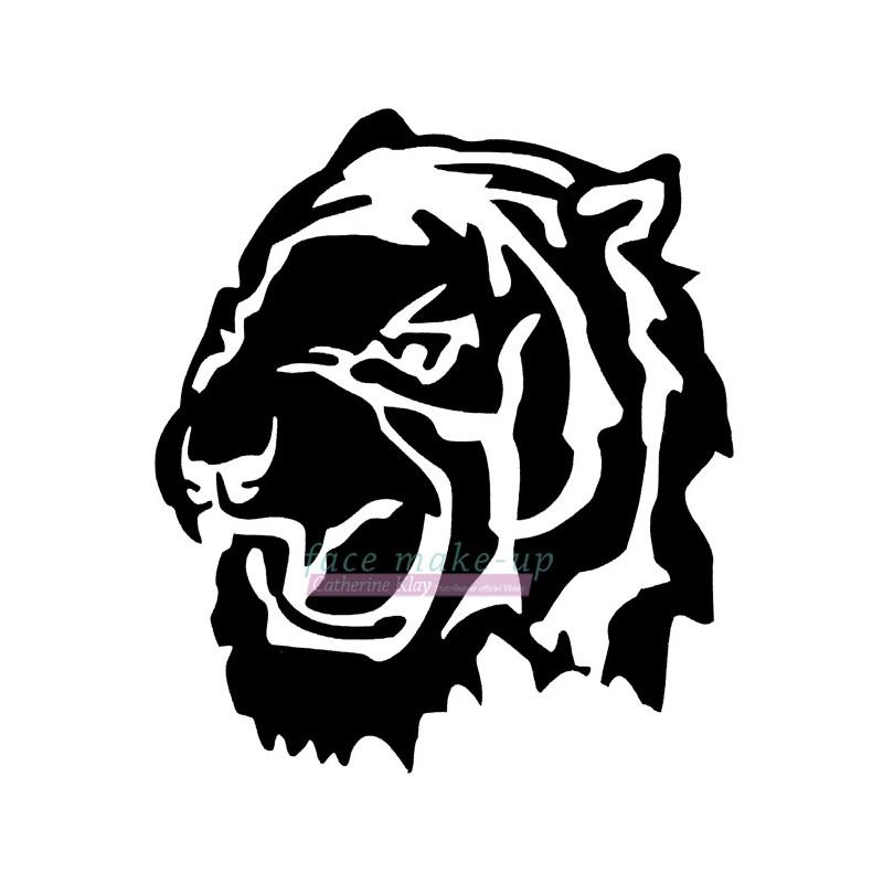 11400 Tigerkopf