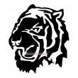 11400 Tête de tigre
