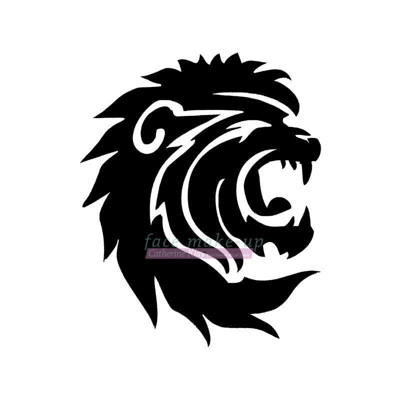 11800 Tête de lion