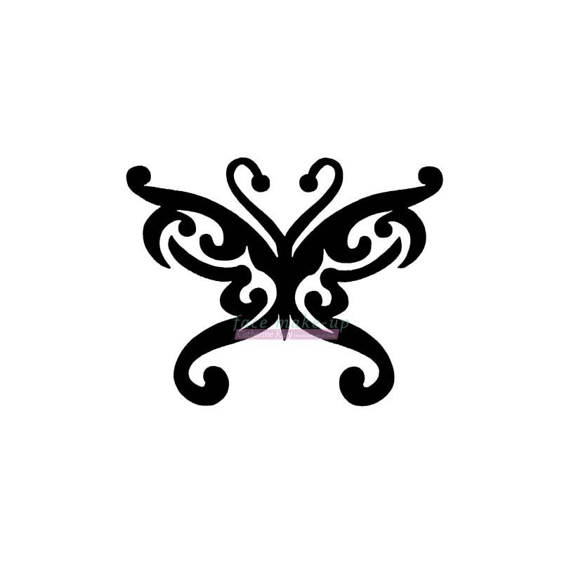 17100 Papillon décoratif
