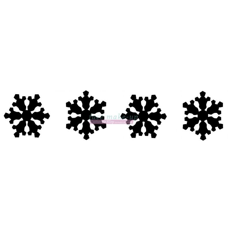 84110EX Petits flocons de neige