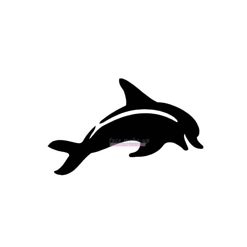 23300 Delphin lachend