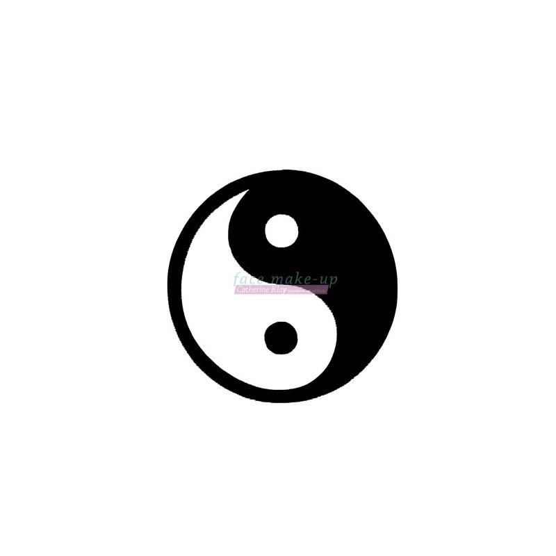 59100 Yin yang perfekt