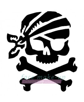 51102 Pirate squelette
