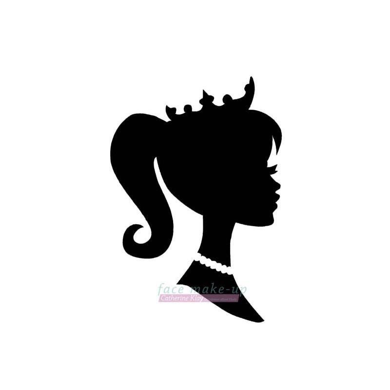 40803 Profil de reine