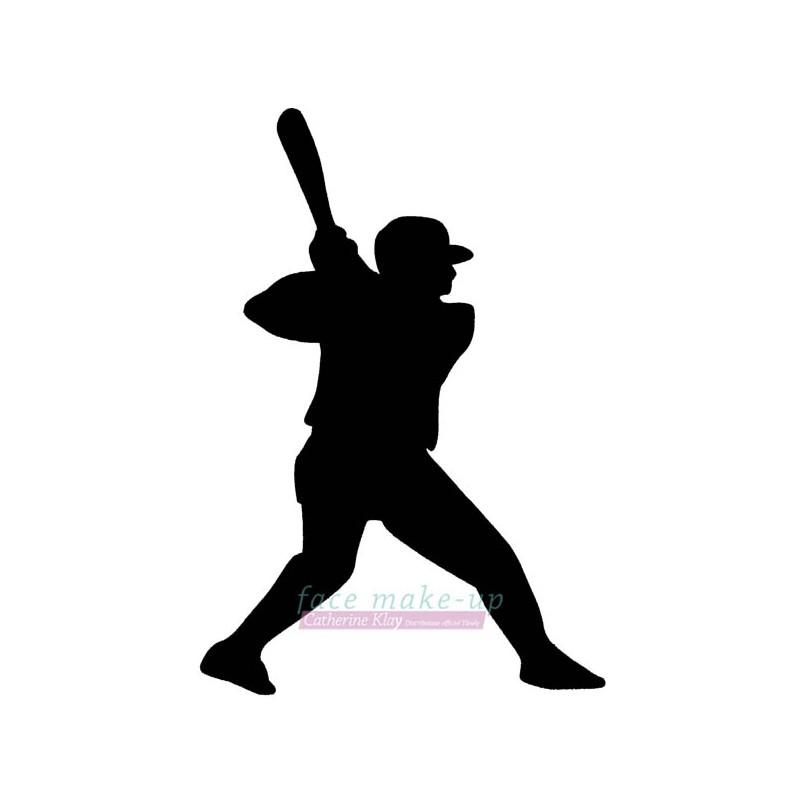 48701 Joueur de baseball