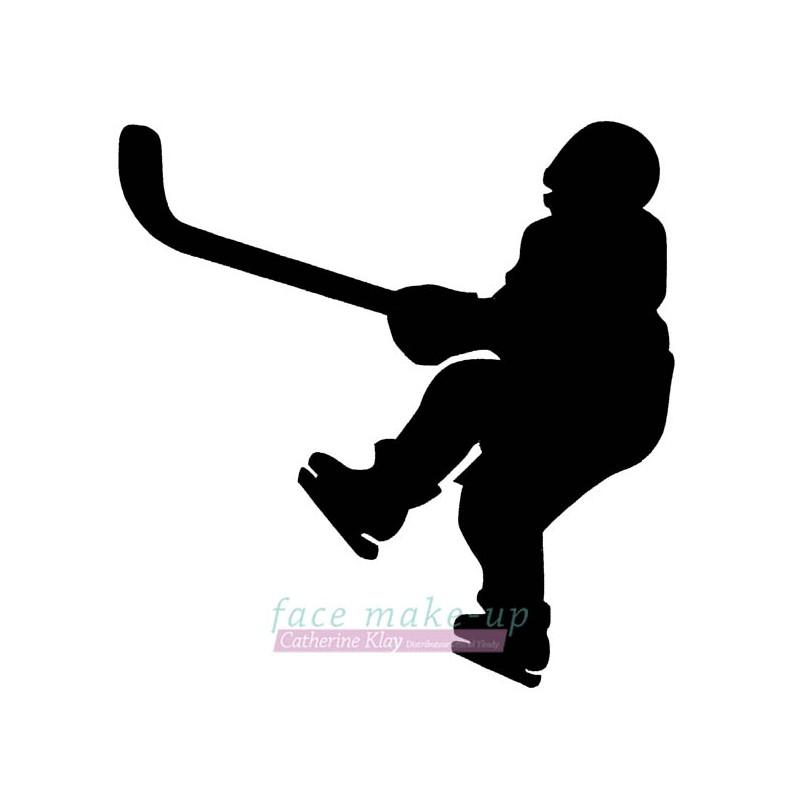 49201 Hockeyspieler