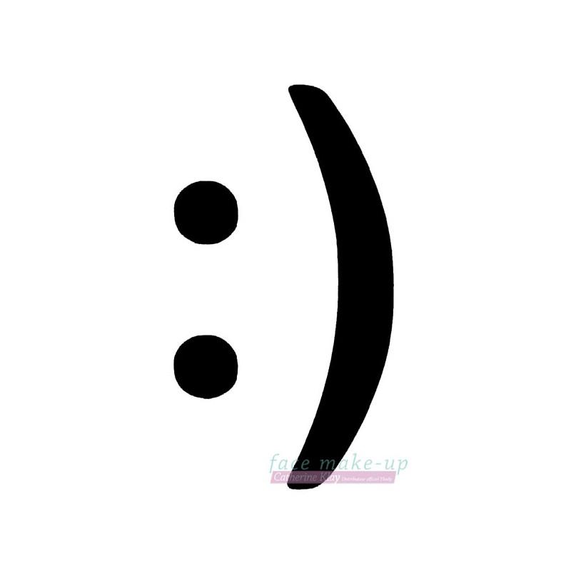 52101 Emoticône content