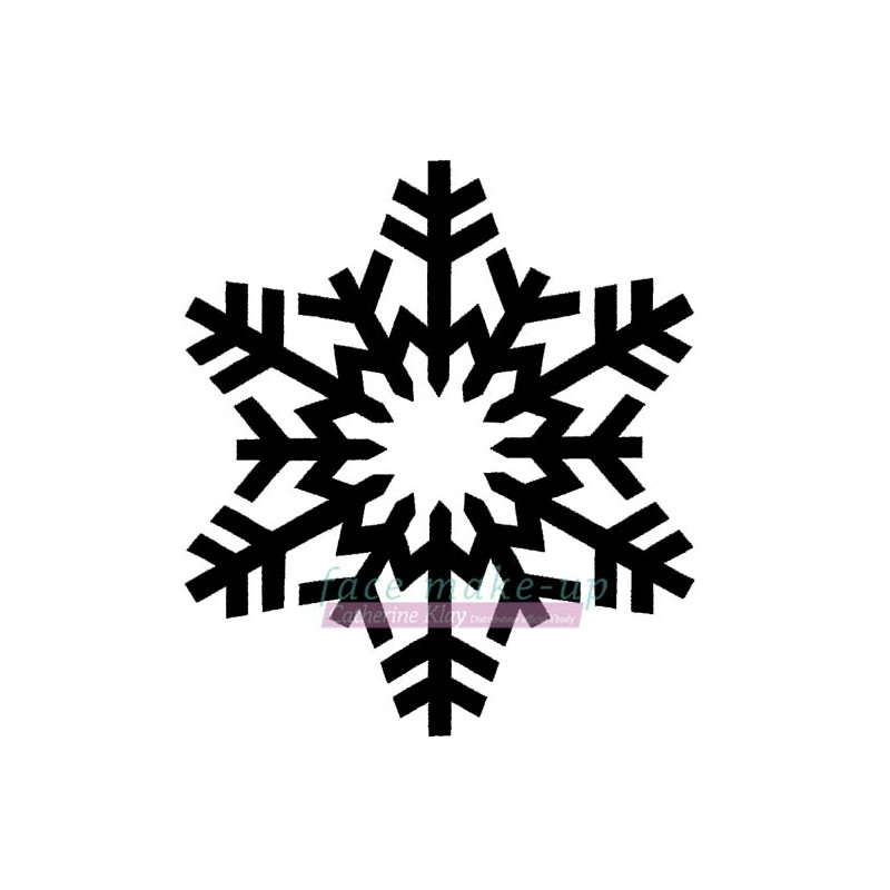 54900 Schneeflocke