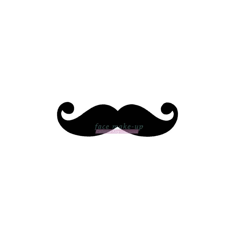 52802 Moustache handlebar